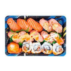 Aeon Set Sushi Salmon Lover (Besar)