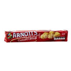 Arnott's Custard Cream Biscuits