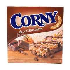Corny Muesli Cokelat Batangan