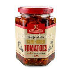 SANDHURST Semi-Dried Tomatoes Plump And Juicy