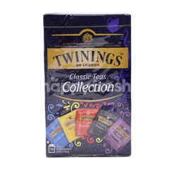 Twinings Classic Teas Collection Flavoured Black Tea (20 Sachets)