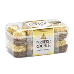 Ferrero Rocher Crisp Hazelnut And Milk Chocolate