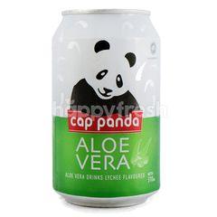 Cap Panda Minuman Lidah Buaya Rasa Leci