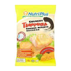 NUTRI PLUS Crunchy Tempura Chicken Nuggets-Cheese