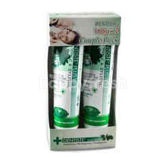 เดนทิสเต้ พลัส ไวท์ ยาสีฟัน 160 กรัม (แพ็ค 2)