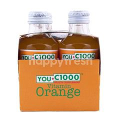 You C1000 Vitamin Orange Drink Multipack