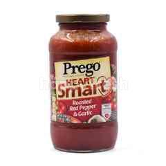 PREGO Heart Smart - Roasted Red Pepper & Garlic Italian Sauce