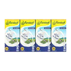 FERNLEAF Full Cream UHT Recombined Milk (4 Pieces)