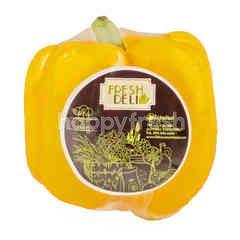 เฟรช เดลี่ พริกยักษ์สีเหลือง