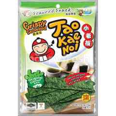 Tao Kae Noi Original Crispy Seaweed