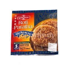 Spring Home Wholemeal Paratha Bread (5 Pieces)