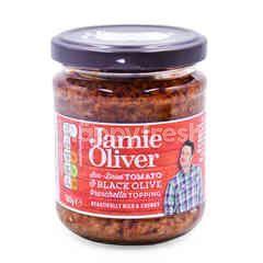 Jamie Oliver Sun-Dried Tomato & Black Olive Bruschetta Topping