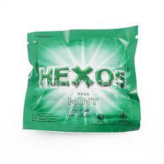 Hexos Mint Flavor
