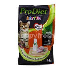 PRO DIET Healthy Diet Cat Food