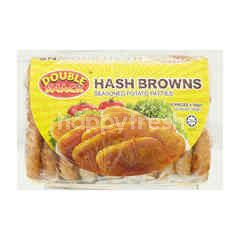 Double Snack Hash Browns