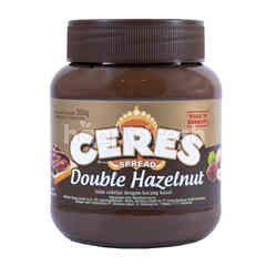 Ceres Double Hazelnut Spread