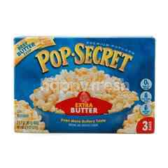 Pop Secret Popcorn Extra Butter