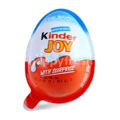 Kinder Joy Chocolate For Boys