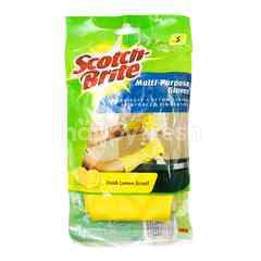 Scotch-Brite Multi Purpose Gloves + Fresh Lemon Scent
