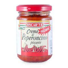 Oscar '78 Crema di Peperoncino Piccante Pepper Sauce