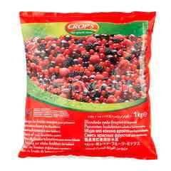 Crop's Frozen Mixture Of Red Fruit For Pastry