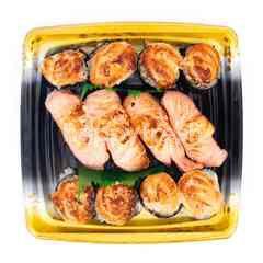 Aeon Mentaiko Lover Sushi Set