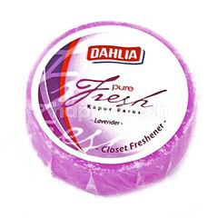 Dahlia Pure Fresh Penyegar Kloset Aroma Lavender