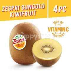 Zespri Jumbo Sungold Kiwifruit (4 Pieces)