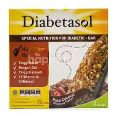 Diabetasol High Fiber Bar Chocolate Flavor