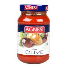 Agnesi Spaghetti Sauce And Olive