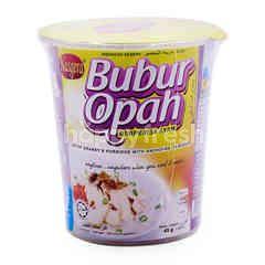Nasgera Quick Granny's Porridge With Anchovies Flavour