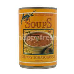 Amy's Chunky Tomato Busque Soup
