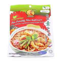Nyor Nyar Instant Penang Vegetarian Curry Noodle Paste