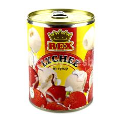 Rex Lychee In Syrup