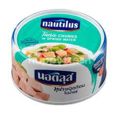 Nautilus Tuna Chunks In Spring Water