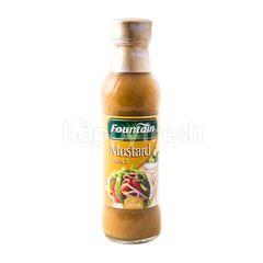 Fountain Mustard Sauce