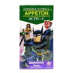 Appeton Activ - C Blackcurrant