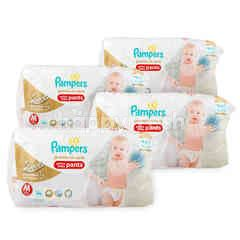 Pampers Premium Care Active Baby Pants Size M (46 pieces) Package
