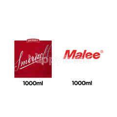 สินค้าขายยกเซ็ต สเมอนอฟฟ์ ว้อดก้า & มาลี น้ำมะเขือเทศ ออสเตรเลีย 100%