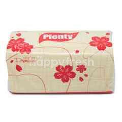 Plenty Premium Facial Tissue (220 sheets)