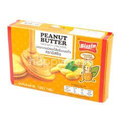 Bissin Peanut Butter Sandwich Crackers