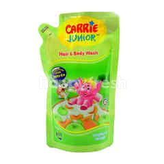 Carrie Junior Hand & Body Wash - Yogurt Melon