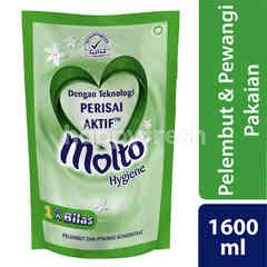 Molto Hygiene 1x Rinse Fabric Conditioner