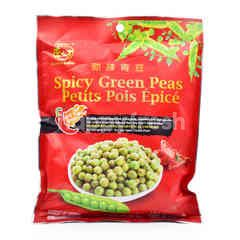 Green Fairy Hot & Spicy Green Peas