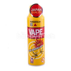 Vape Aerosol Mosquito Repellent Spray Neutral Aroma