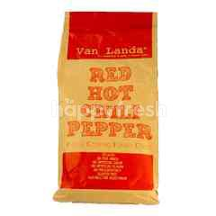 Van Landa Red Hot Chili Pepper Kettle Cooked Potato Chips