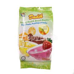 NBI Soya Fruit Pudding Powder Mango Flavour