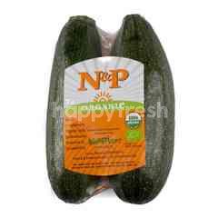 Natural & Premium Food Organic Zucchini