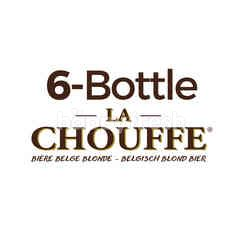 B-delicious La Chouffe Beer 6 Pcs