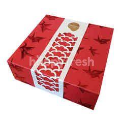 Apel Jepang Kotak Hadiah